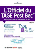l'Officiel du Tage Post Bac