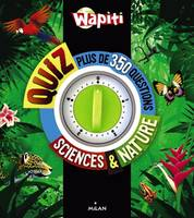 Wapiti quiz, plus de 350 questions sciences & nature