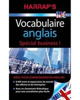 Harrap's Vocabulaire anglais business, Spécial business
