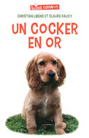 Un cocker en or
