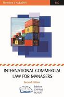 International Commercial Law For Managers, Second edition