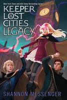 LEGACY (KEEPER OF THE LOST CITIES, 8)