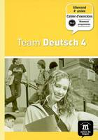 Team Deutsch 4, niveau B1.2 / cahier d'exercices, Ex
