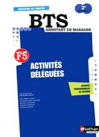 ACTIVITES DELEGUEES BTS ASSISTANT MANAGER 2E ANNEE