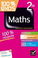 Maths 2de, Exercices résolus - Seconde
