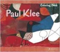 Paul Klee Coloring Book