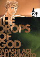 Drops of God, Cheers, Version anglaise, 2