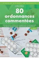 80 ORDONNANCES COMMENTEES PREPARATION A L'EPREUVE DE COMMENTAIRE TECHNIQUE ECRIT DU BREVET PROFESSIO