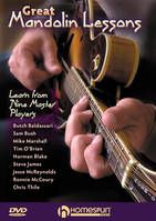 Great Mandolin Lessons / Learn from Nine Master Pl