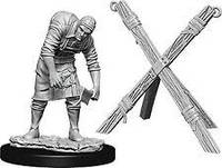 D&D NOLZUR'S MARVELOUS MINIATURES - BLISTER - ASSISTANT & TORTURE CROSS