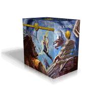 HEROES OF OLYMPUS HARDCOVER BOXED SET