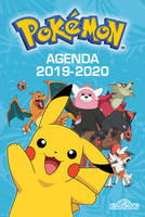 POKEMON - AGENDA 2019-2020