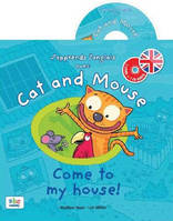 J'APPRENDS L'ANGLAIS AVEC CAT AND MOUSE - COME TO
