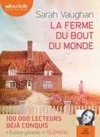 LA FERME DU BOUT DU MONDE - LIVRE AUDIO 1 CD MP3, Livre audio 1 CD MP3