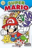 Super Mario Manga Adventures T21, Tome 21