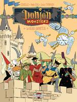 Donjon monsters., 11, DONJON MONSTERS T11 - LE GRAND ANIMATEUR, donjon niveau 400