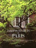 Jardins secrets de Paris