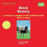 Reading Time CE2 - Black Beauty - CD audio - Ed. 2014