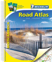 Road atlas north america 2012 (anglais) spirale
