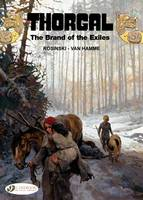 Thorgal (english version) - Tome 12 - The brand of the exiles