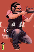 13, I am a hero, Tome 13