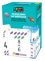 Je joue avec les additions / bataille d'additions, dominos des additions