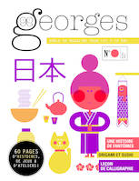 Magazine Georges N°36 - Japon