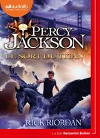 3, Percy Jackson 3 - Le Sort du Titan, Livre audio 1 CD MP3