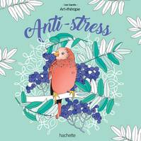 Coloriages Anti-stress, Grand carré art-thérapie