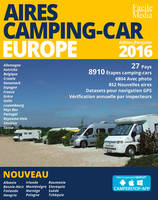 Aires camping-car / Europe 2016