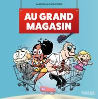 Au grand magasin T01