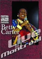Betty Carter Montreal