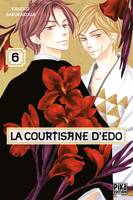 6, La courtisane d'Edo T06