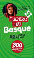 L'APERO JEU BASQUE - 300 BLAGUES ET QUESTIONS