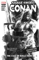 The Savage Sword of Conan T01 (Ed. N&B)