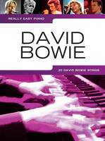 Really Easy Piano: David Bowie, 20 David Bowie Songs