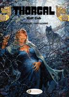 Thorgal (english version) - Tome 8 - Wolf Cub