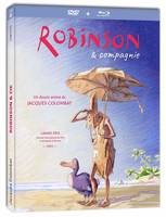 Robinson & compagnie / combo dvd + blra