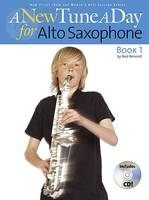 A New Tune A Day: Alto Saxophone - Book 1