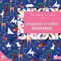 Origamis et colos animaux
