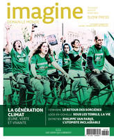Imagine : demain le monde, n  130, Novembre-Décembre 2018