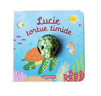 Lucie, tortue timide