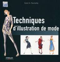 TECHNIQUES D'ILLUSTRATION DE MODE