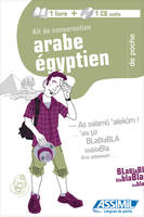 KIT CONV. ARABE EGYPTIEN 2011, Livre+CD