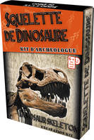 Kit D Archeologue : Squelette De Dinosaure