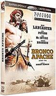Bronco apache coffret Bluray+Dvd