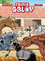 16, TRIPLE GALOP - TOME 16