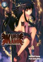 6, Kurokami black god Tome VI, black god