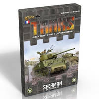 TANKS - BLISTER - USA - SHERMAN