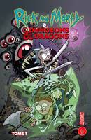 Les univers de Rick & Morty : Rick & Morty x Dungeons & Dragons, Rick & Morty VS. Dungeons & Dragons, T1